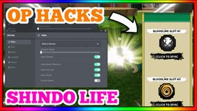 SHINDO LIFE NEW HACK GUI