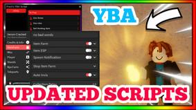 OP YBA SCRIPTS UPDATED