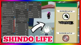 SHINDO LIFE  NEW OP HACKS