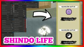 SHINDO LIFE NEW HACKS