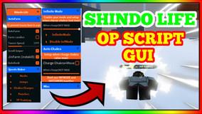 SHINDO LIFE OP SCRIPT GUI