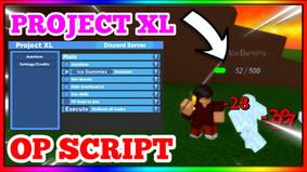 PROJECT XL NEW OP GUI