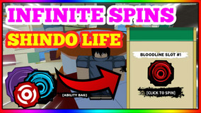 SHINDO LIFE UPDATED SPIN HACK