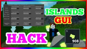 ISLANDS GUI SCRIPT