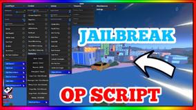 JAILBREAK NEW OP SCRIPT GUI