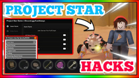 PROJECT STAR HACK GUI