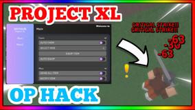 PROJECT XL BEST HACK GUI