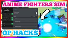 ANIME FIGHTERS SIM HACK
