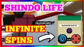 SHINDO LIFE INFINITE SPINS SCRIPT