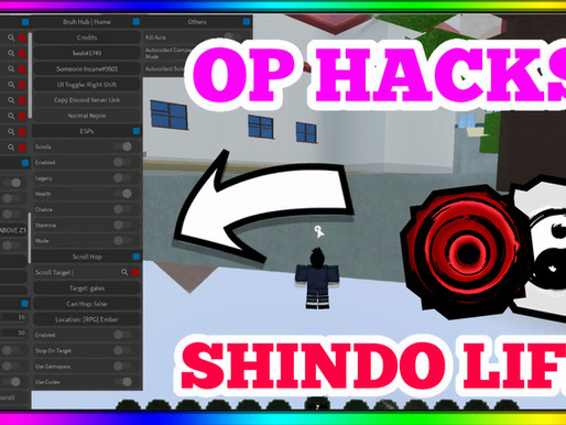 SHINDO LIFE UPDATED AUTOFARM AND INF SPINS HACK