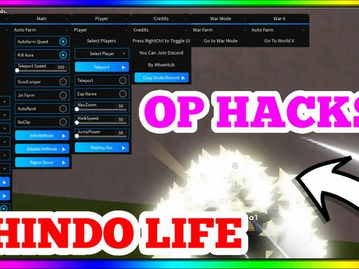 Shindo Life NEW OP HACK