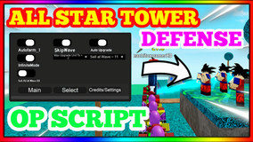 ALL STAR TOWER DEFENSE UPDATED HACK