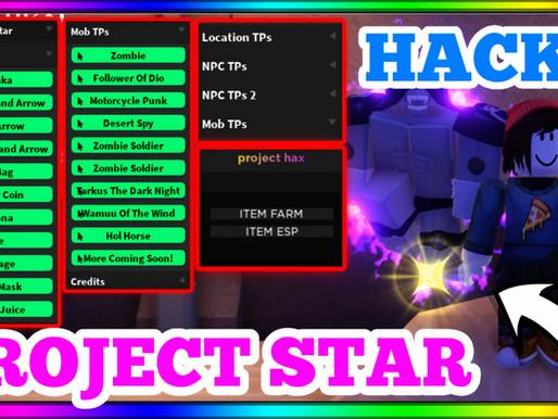 NEW PROJECT STAR HACKS