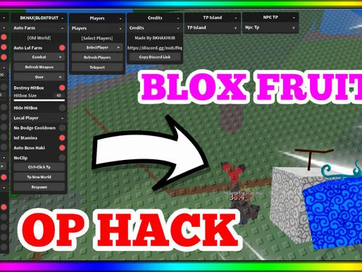 BLOX FRUITS OP HACK