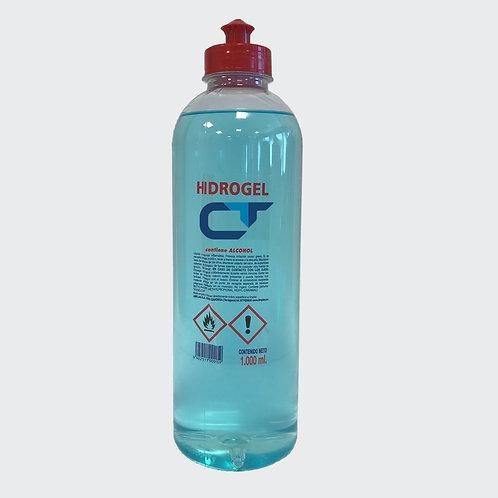 Gel hidroalcohólico superficies y manos 1000ml