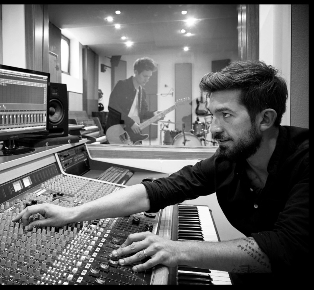 Daniel Stadler_frame records_mixing