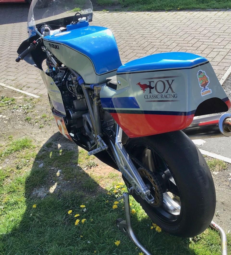Harris Suzuki XR69   4