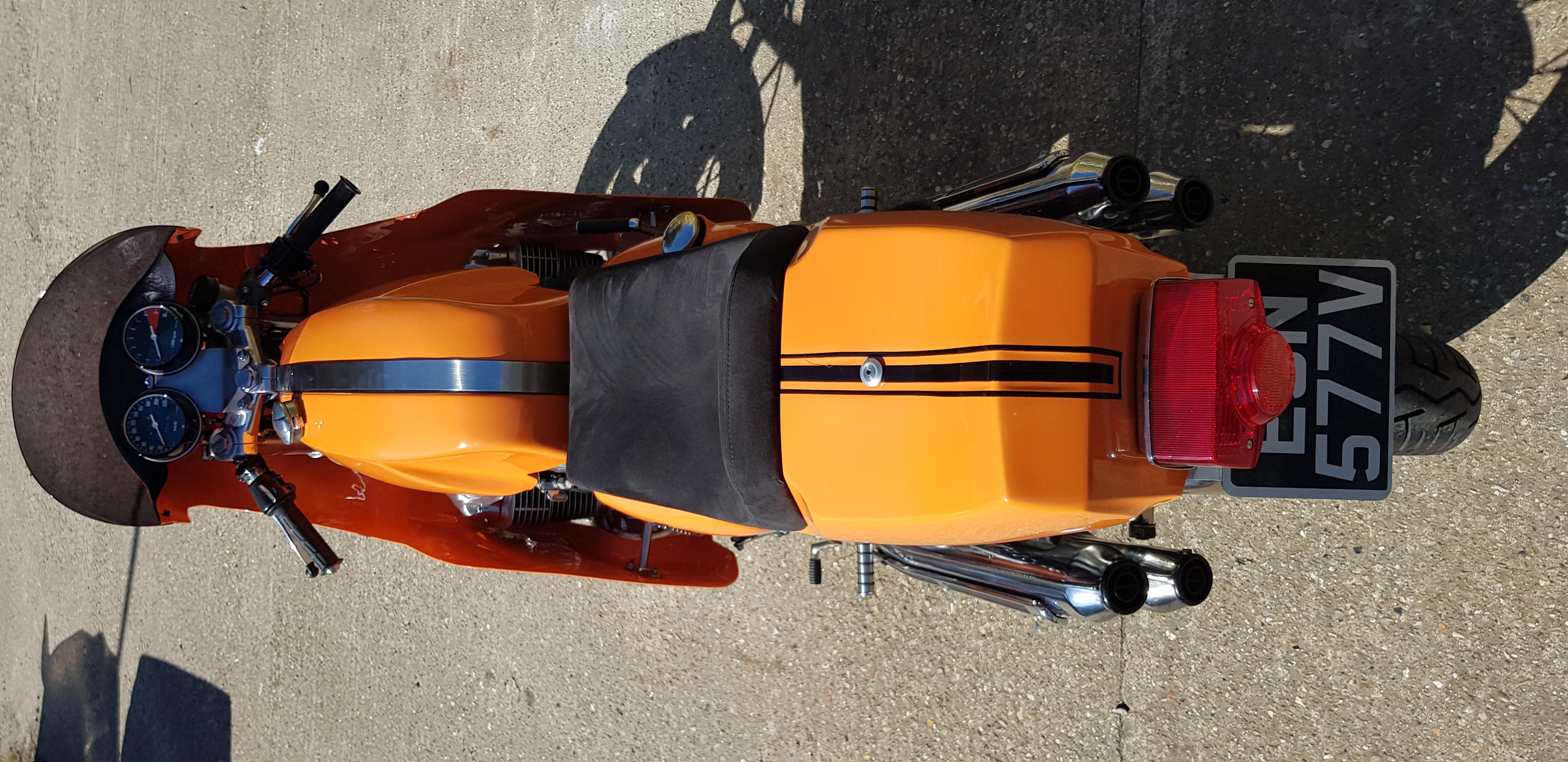 Rickman Honda 4