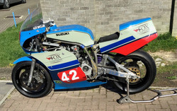 Harris Suzuki XR69 2