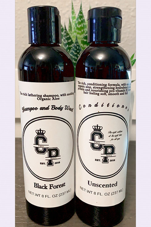 Black Forest Shampoo & Conditioner