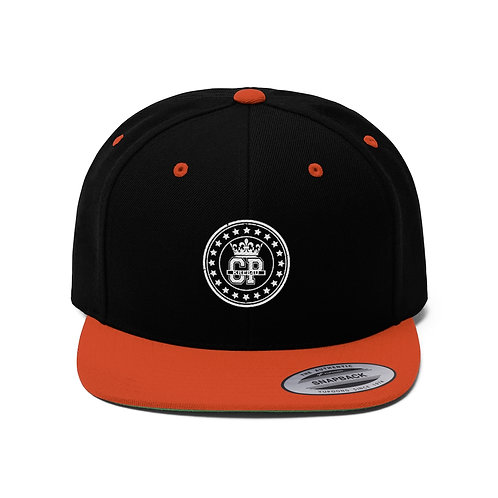 Consele Unisex Flat Bill Hat
