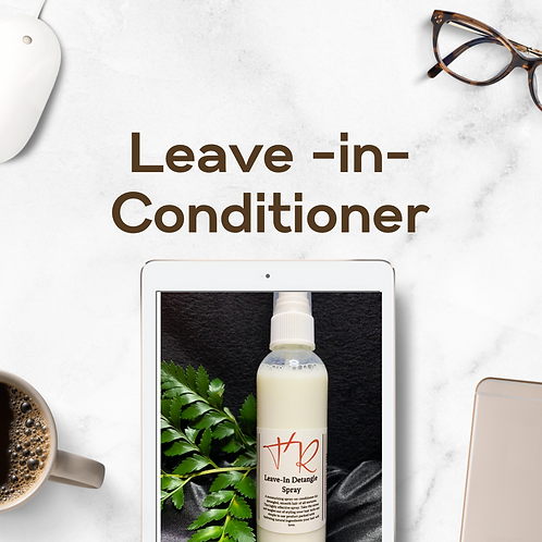 Transform & Rejuvenate Leave-in-Conditioner
