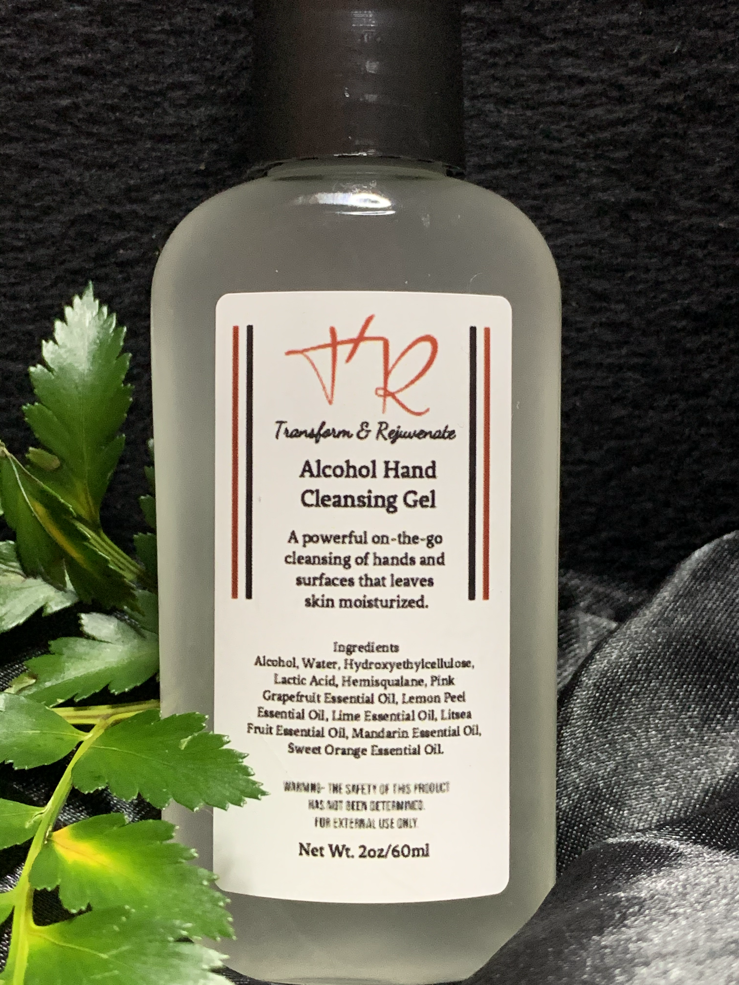 Alcohol Hand Cleansing Gel