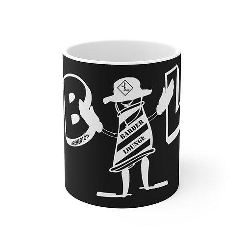 Barber Lounge Ceramic Mug