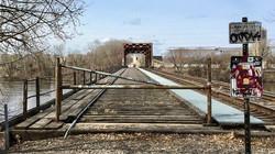 Great Northern Greenway BNSF bridge crossing