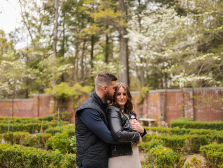 Brianne & Bill's Engagement Session