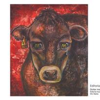 Dollar menu cow