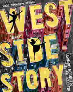 poster design West Side Story