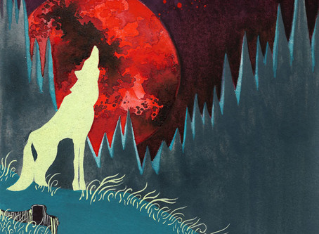 The Wolf and the Wind