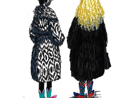 Two Sassy Ladies