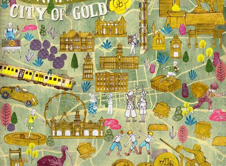 Johannesburg: City of Gold