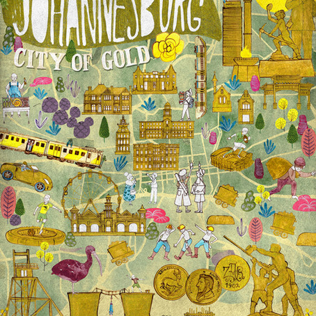 Johannesburg: City of Gold