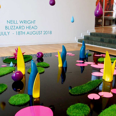 Neill Wright's Blizzard Head