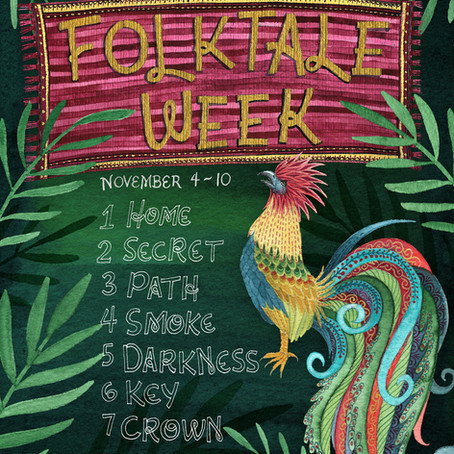 Folktale Week and Filipino Folklore