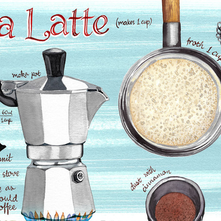 How to Make Red Latte