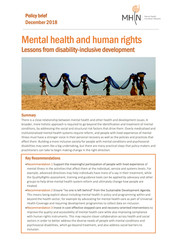 MH & Human Rights