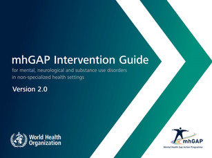 mhGAP Intervention Guide