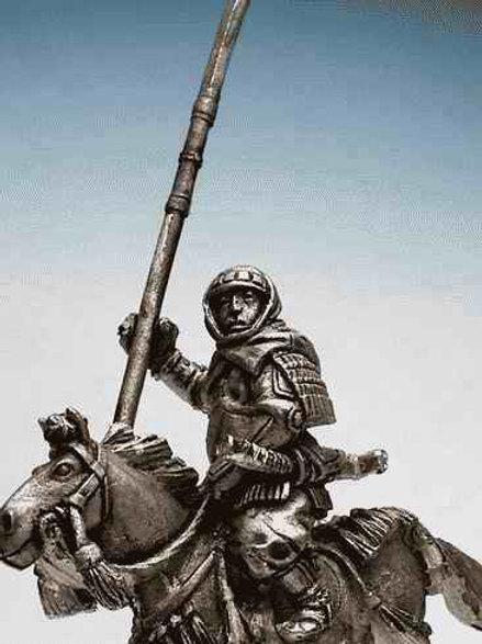 Sohei - Cavalry