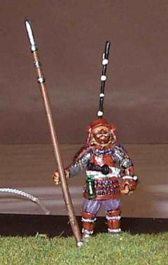 Samurai at Ease Painted1 (2013_10_07 01_