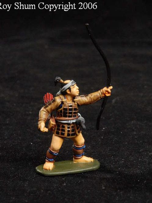 Ashigaru - Standing Archers