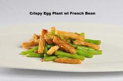 茄子四季豆   Crispy Egg Plant w French Bean_edited.jpg