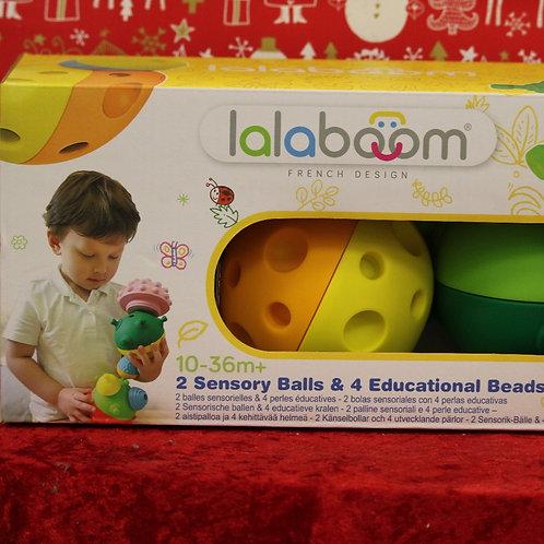 Lalaboom balles sensorielles