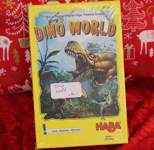 Jeu - Dino World