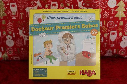 Mes 1ers jeux - Docteur Premiers Bobos