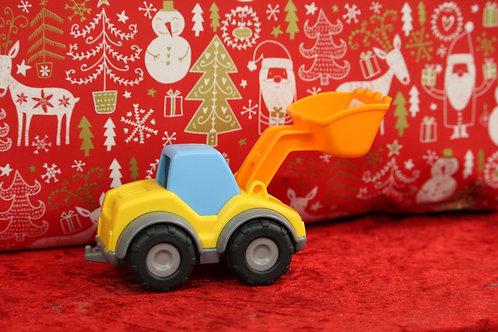 Petit véhicule - Bulldozer