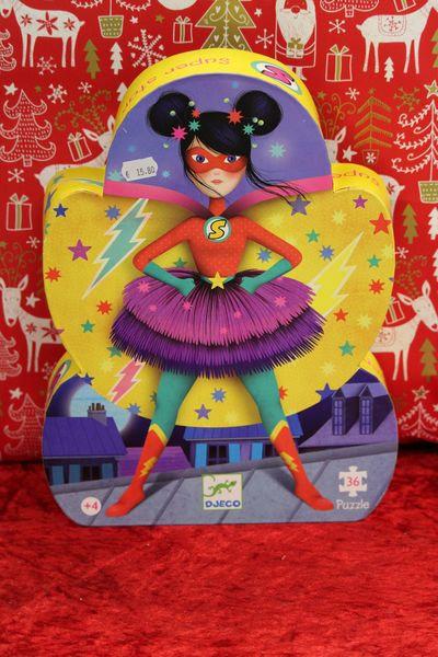 Puzzle 36 pcs Super star